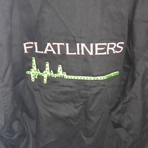 Flatliners jacket from 1990 - lights up!
